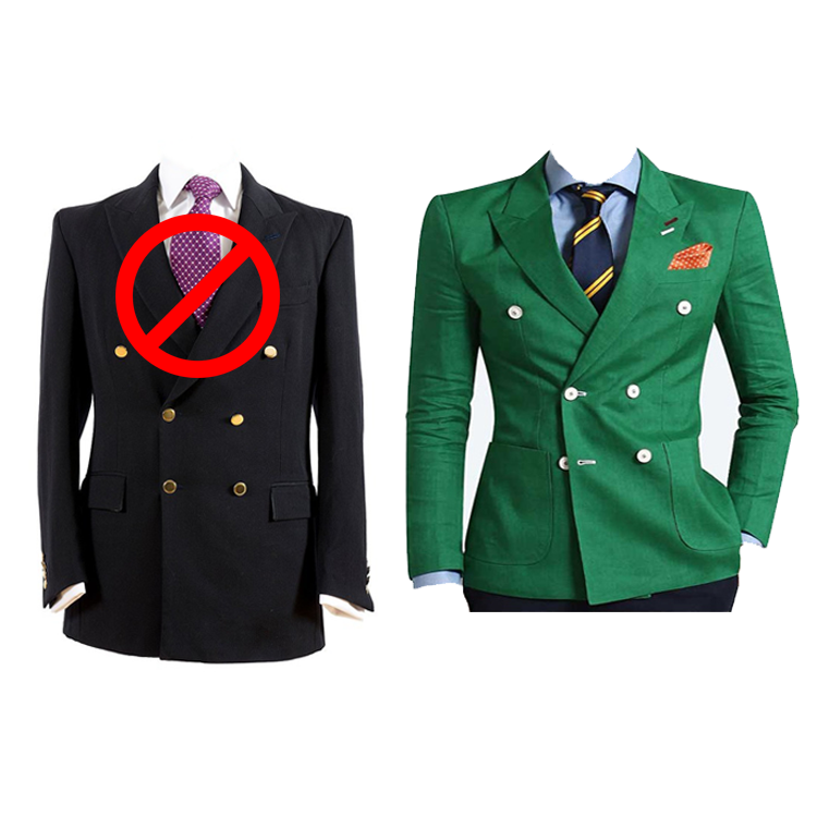 HOW TO BUTTON UP A BLAZER & SUIT JACKET – Norris Danta Ford