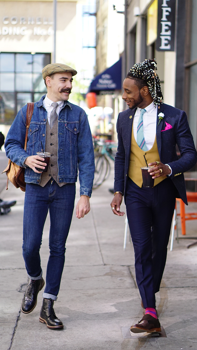 a095c8e9acf I hope that you enjoy this dapper collaboration with all the details that  comes along with it…simply two guys taken inspiration from a creative  perspective ...